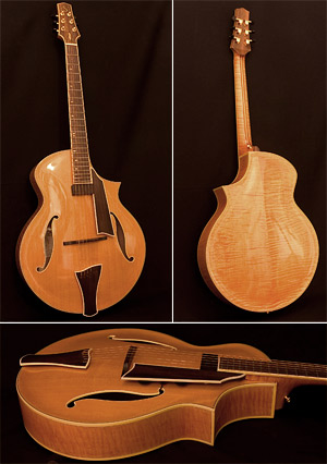 Onieda Jazz Guitar