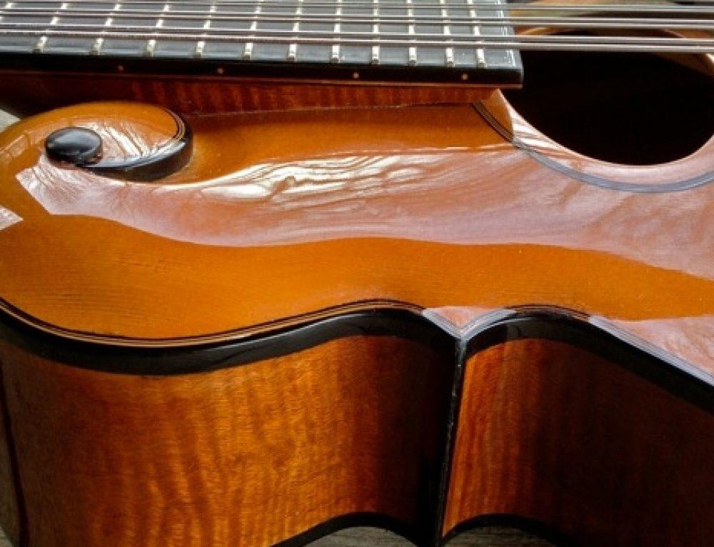 Florentine Mandocello (Luito) for John Pailillio