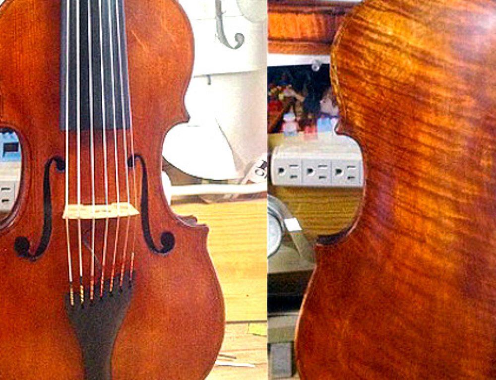7-String Mezzo Violin