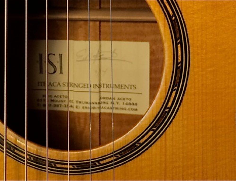 12-Fret Parlor Guitar