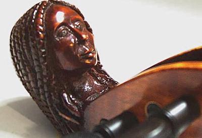 6-string violin for Daniel Bernard Roumain
