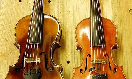 ISI - 6-String Mezzo Violin