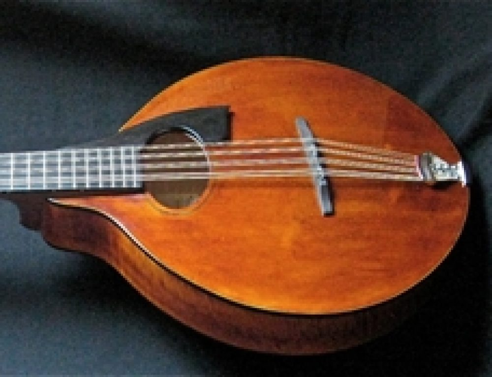 A-Style Mandocello for Jim Walsh