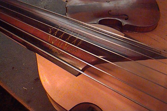 """Alex """"Wolfie"""" Obert's Bass"""