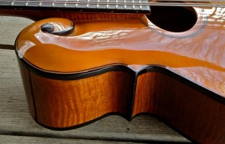 Florentine Mandocello for John Pailillio 4